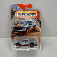 Load image into Gallery viewer, Matchbox 10 Ford F-150 svt raptor
