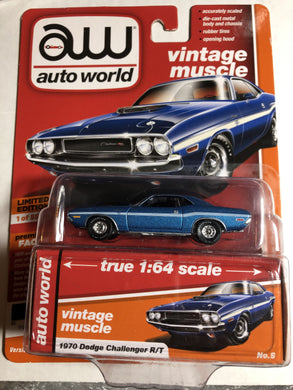 Auto World 1970 Dodge Challenger R/T - Gonzo's Garage