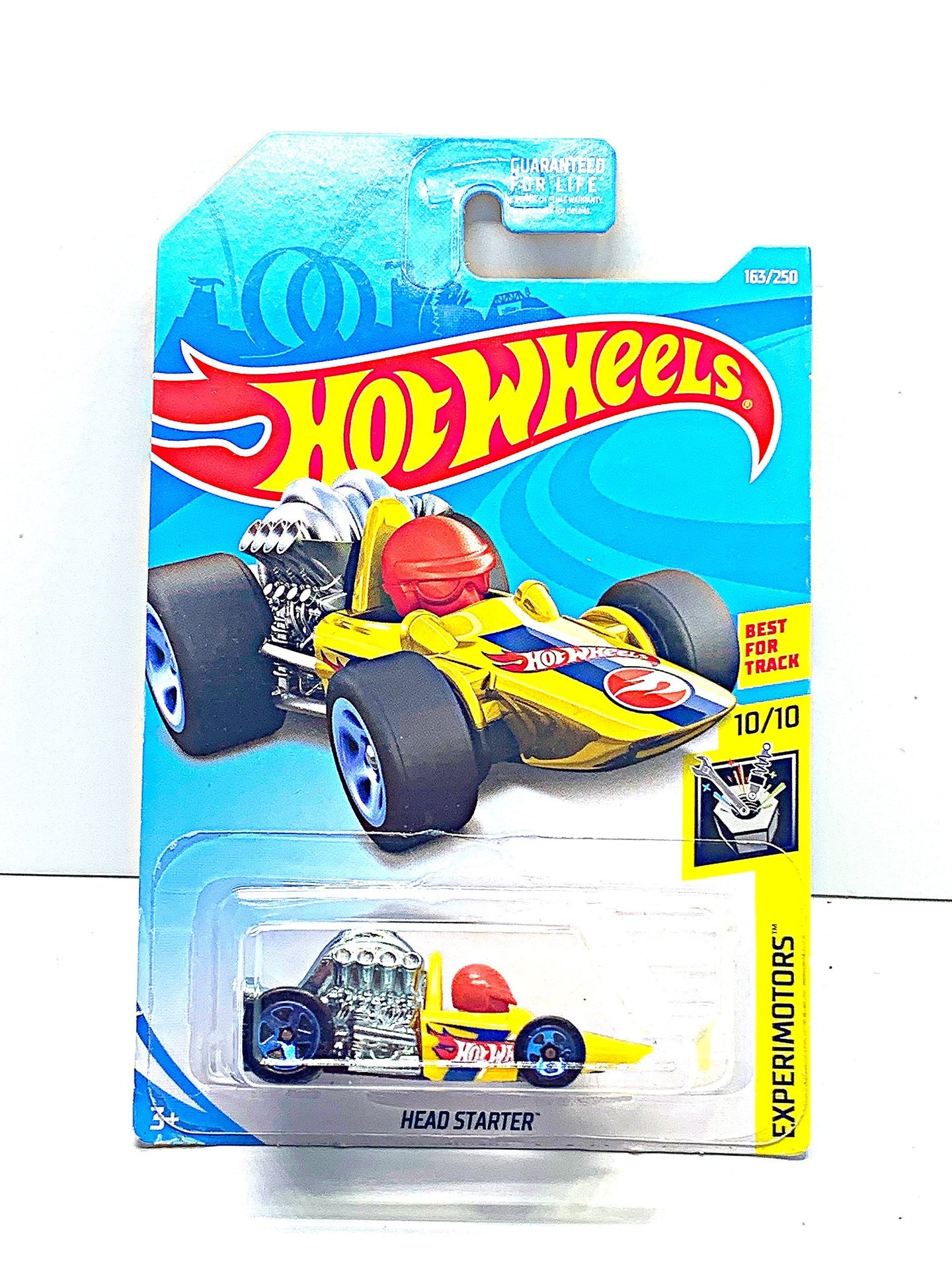 Hot wheels treasure hunt head starter - Gonzo's Garage