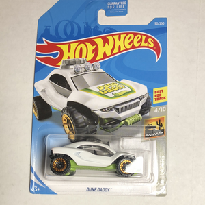 Hot Wheels Dune Daddy - Gonzo's Garage