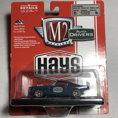 M2 Machines 1966 Ford Mustang Fastback 2+2 289 - Gonzo's Garage