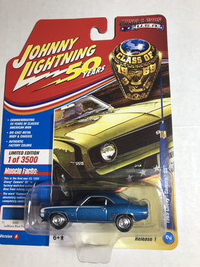 Johnny Lightning 1969 Chevy Camaro SS - Gonzo's Garage
