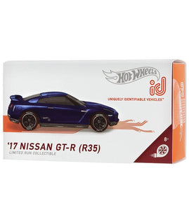 Hot wheels ID 17 Nissan GT-R (R35) - Gonzo's Garage