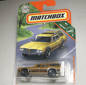 Matchbox 71 Oldsmobile Vista Cruiser - Gonzo's Garage
