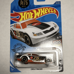 Hot Wheels Circle Tracker - Gonzo's Garage