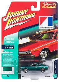 Johnny Lightning 1974 AMC Hornet - Gonzo's Garage