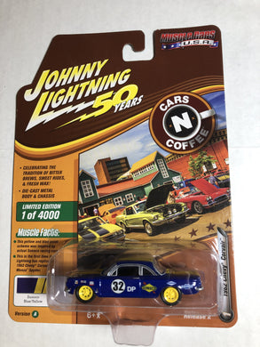 Johnny Lightning 1962 Chevy Corvair - Gonzo's Garage