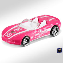 Load image into Gallery viewer, Hot wheels Barbie 14 Corvette Stingray - Gonzo's Garage