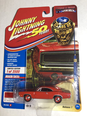 Johnny Lightning 1969 Dodge Charger R/T - Gonzo's Garage