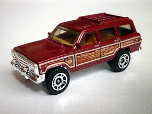 Matchbox Jeep Wagoneer - Gonzo's Garage