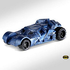 Hot wheels Batman the dark knight batmobile - Gonzo's Garage