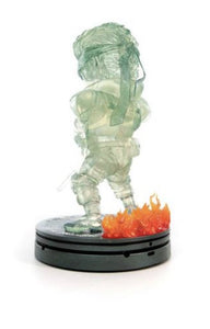 Metal gear solid solid snake sd stealth camouflage pvc statue - Gonzo's Garage