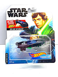 Star Wars character car Luke skywalker - Gonzo's Garage