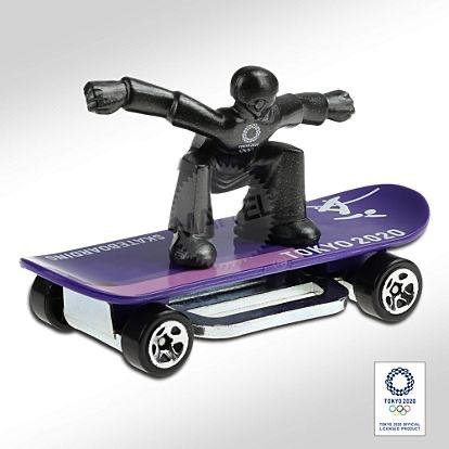 Hot wheels skate grom - Gonzo's Garage
