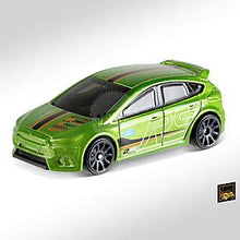 Load image into Gallery viewer, Hot wheels Ford Focus RS - Gonzo's Garage