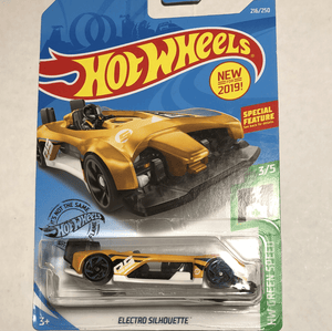 Hot Wheels Electro Silhouette - Gonzo's Garage