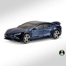 Load image into Gallery viewer, Hot wheels Tesla model S - Gonzo's Garage