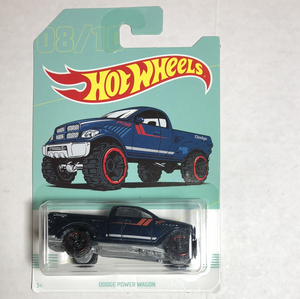Hot wheels pickup collection dodge power wagon - Gonzo's Garage