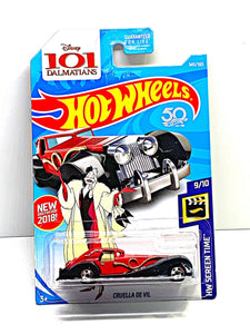 Hot wheels cruella de vil - Gonzo's Garage