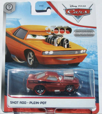 Disney Pixar cars snot rod (metallic scavenger hunt) - Gonzo's Garage