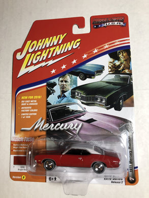 Johnny Lightning 1971 Mercury Montego - Gonzo's Garage
