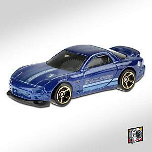 Hot wheels 95 Mazda Rx-7 - Gonzo's Garage