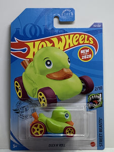 Hot wheels duck n roll - Gonzo's Garage
