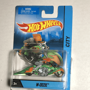 Hot Wheels W-Oozie - Gonzo's Garage