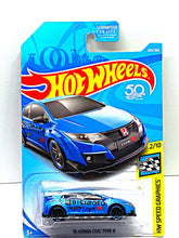 Load image into Gallery viewer, Hot wheels 16 Honda Civic type R - Gonzo's Garage