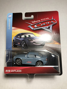 Disney Pixar Cars Bob Cutlass - Gonzo's Garage