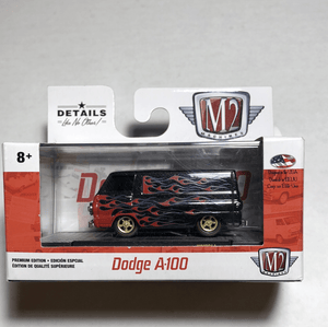 M2 Machines 1964 Dodge A100 Panel Van - Gonzo's Garage