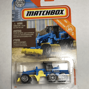 Matchbox Ground Grinder - Gonzo's Garage