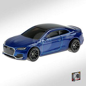 Hot wheels Audi rs 5 coupe - Gonzo's Garage
