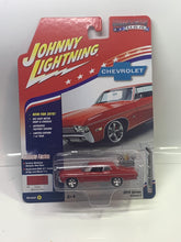 Load image into Gallery viewer, Johnny Lightning 1968 Chevy Impala - Gonzo's Garage