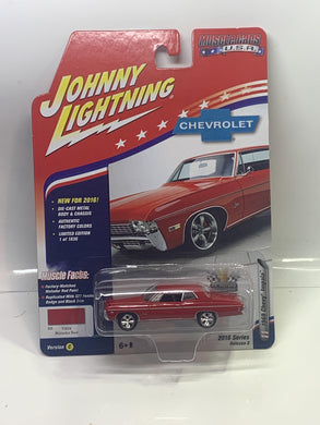 Johnny Lightning 1968 Chevy Impala - Gonzo's Garage