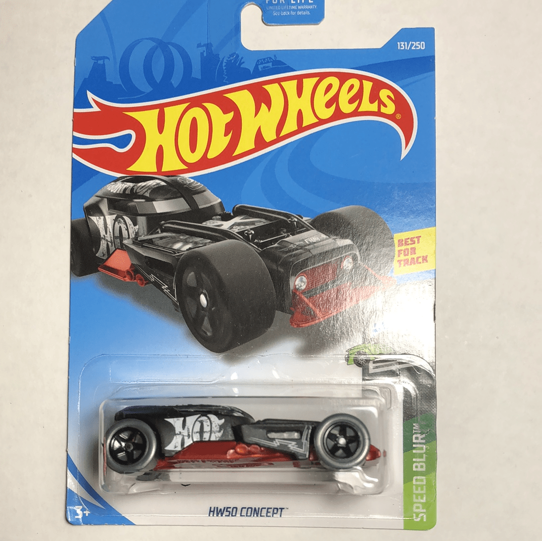 Hot Wheels HW50 Concept - Gonzo's Garage
