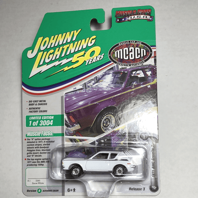 Johnny Lightning 1971 AMC Gremlin X - Gonzo's Garage