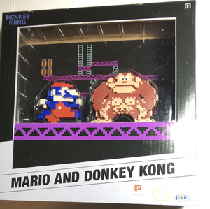 World of Nintendo Mario and Donkey Kong - Gonzo's Garage