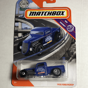 Matchbox 1935 Ford Pickup - Gonzo's Garage