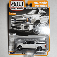 Load image into Gallery viewer, Auto World 2018 Ford F 150 Lariat - Gonzo's Garage