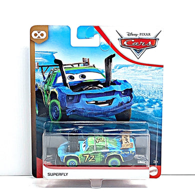 Disney Pixar cars super-fly - Gonzo's Garage