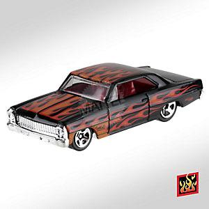 Hot wheels 66 Chevy nova - Gonzo's Garage