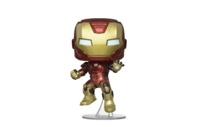 Funko Pop!: gamer verse avengers iron man - Gonzo's Garage