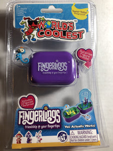 Worlds smallest Fingerlings - Gonzo's Garage