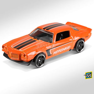 Hot Wheels 70 Camaro - Gonzo's Garage