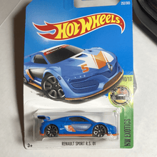 Load image into Gallery viewer, Hot Wheels Renault Sport R S 01 - Gonzo's Garage