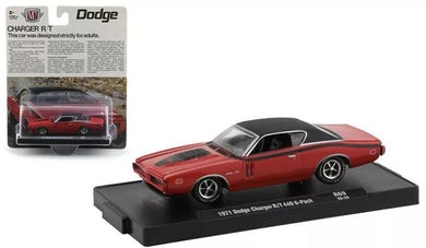M2 machines 1971 Dodge Charger r/t 440 - Gonzo's Garage