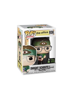 Funko Dwight schrute as recyclops - Gonzo's Garage