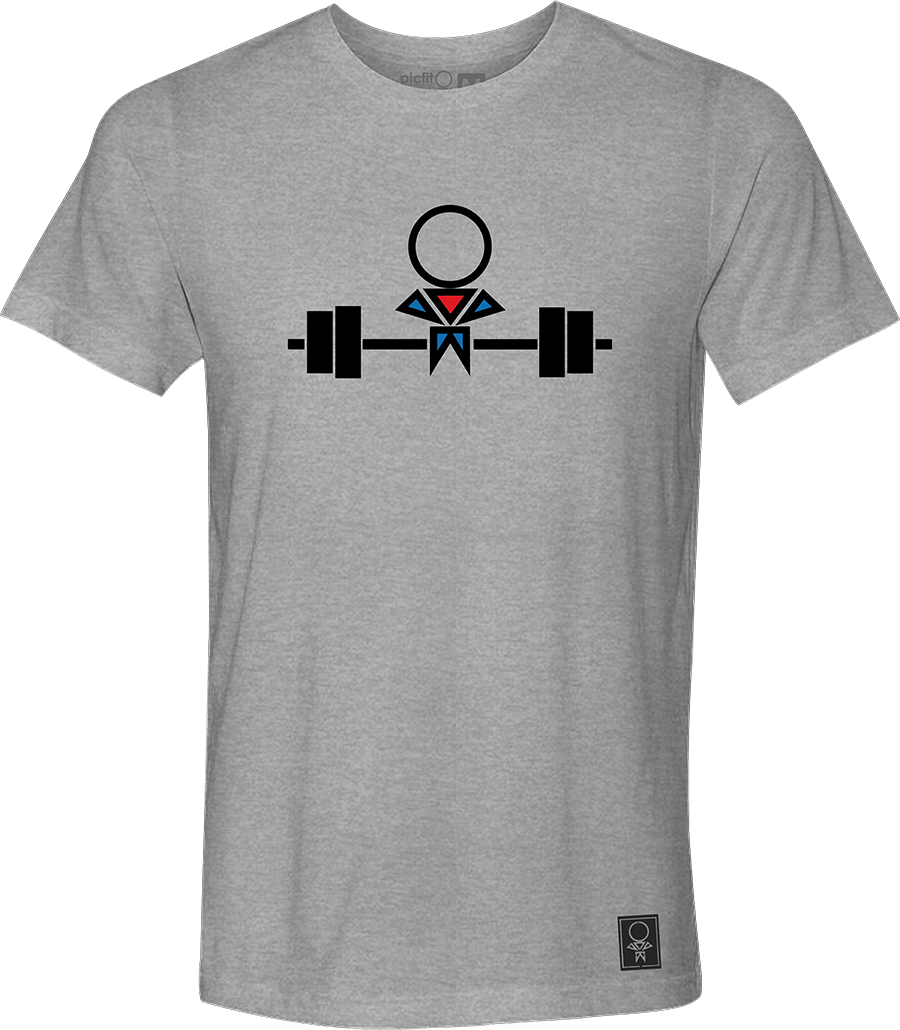 PicFit Barbell Classic (Grey)