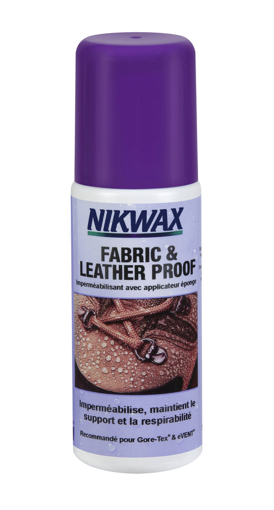 Nikwax Imperméabilisant Fabric & leather 125ml
